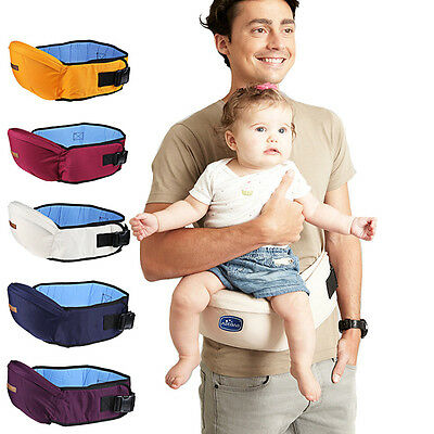 9201cc1f59c Hot Baby Carrier Waist Stool Walkers Baby Sling Hold Waist Belt Backpack  Hipseat