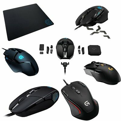 Logitech G300s G302 G402 G502 G900 Gaming Mouse G240 G440 Mouse Pad