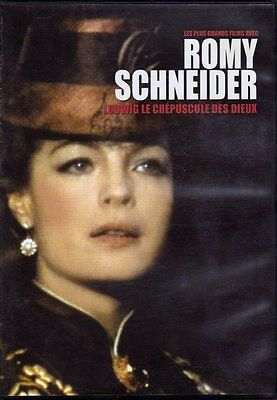 Ludwing Le Crepuscule Des Dieux : Romy Schneider, Luchino Visconti