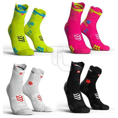 Compressport PRS V3.0 Run/High Socken