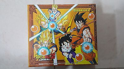 DragonBall Z Stars Crystal Ball Collection Set with Gift Box 7pcs DBZ