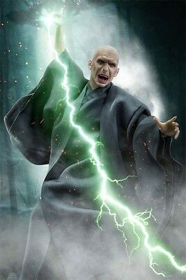 Harry Potter - My Favourite Movie Actionfigur 1:6 - Lord Voldemort 30 cm
