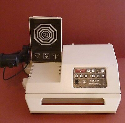 EMS Megatherm Pulsed/Continuous short-wave(radio-frequency) Seven Diathermy Unit