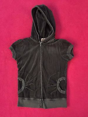 Juicy Couture Hooded sweatshirt Kids GIRLS size SMALL