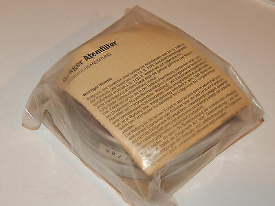 German Made Gas Mask Filter Sealed Drager Atemfilter Type 915 ST Collectible