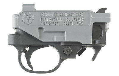 Ruger BX-Trigger For 10/22 Rifle or Charger NEW 2.75lb Pull 90462