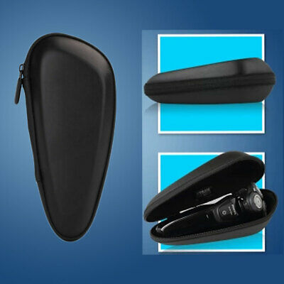 Shaver Bag Pouch Travel Storage Protective Case Black for Philips Razor
