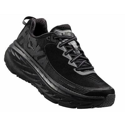 Hoka Bondi 5 black / anthracite