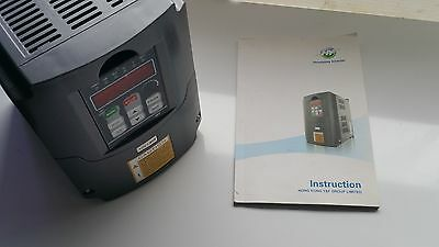 HY01D511B 3PH AC110 13A .5-400Hz VFD Variable Frequency Drive Inverter Driver