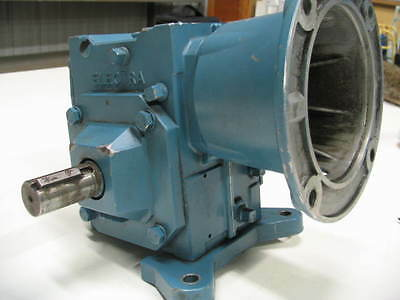 Electra Gear Reducer Model 21ALC525L/PX0001 Ratio 25 to1  (133)