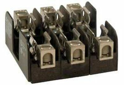 Mersen 20321 Class H and K Non-Spring Reinforced Fuse Block
