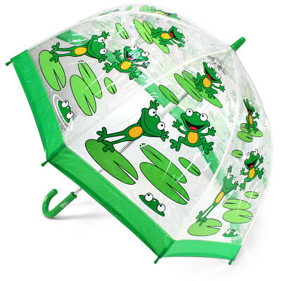 NEW Bugzz Frog Umbrella