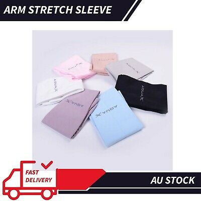 3Pair Cooling Sport Outoor Arm Stretch Golf Sleeve Sun Block UV Protection Cover