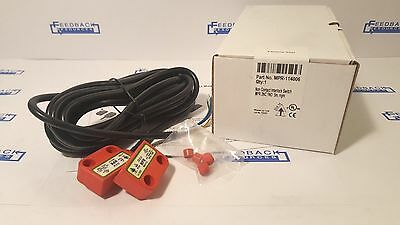 Non Contact Magnetic Safety Interlcok Switch - IDEC mpr-114006 - 2NC 1 NO - New