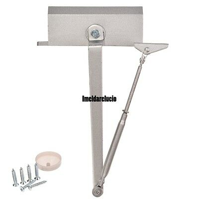 65-85kg Heavy Duty Commercial Aluminum Alloy Commercial Door Closer IDL3