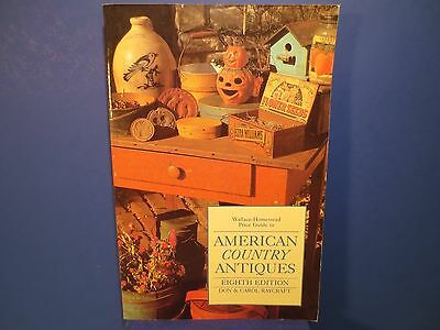 AMERICAN COUNTRY ANTIQUES Eighth Edition