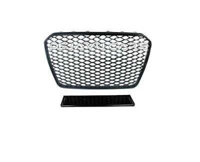 RS5 Grill Audi A5 S5 S line B8 8T Facelift Kühlergrill Wabengrill Stoßstange #RS