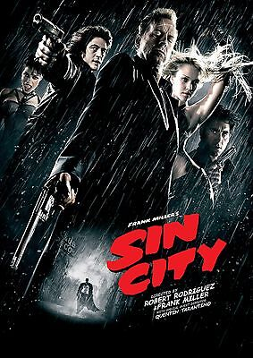 Sin City Movie Poster - Various Sizes - Price Includes Uk Post - (2)