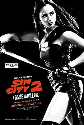 Sin City Movie Poster - Various Sizes - Price Includes Uk Post - (4)