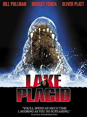 Lake Placid Movie Poster - Various Sizes - Price Includes Uk Post - (2)