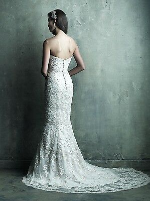Allure Couture C288 Wedding Dress