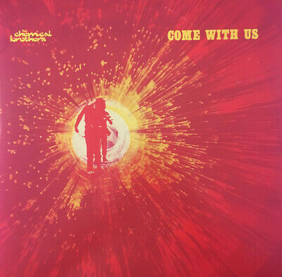 The Chemical Brothers Come With US hand numbered RED vinyl 2 LP NEW/SEALED