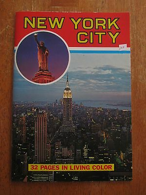 Ancien Guide New York World Trade Center 1977