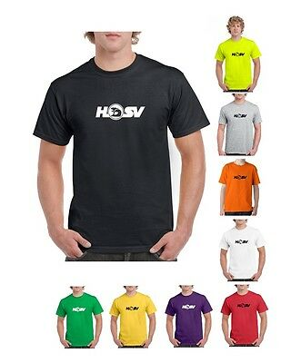 HSV HOLDEN Car Style T shirt Mens Various Colours and Sizes  (S-2XL)