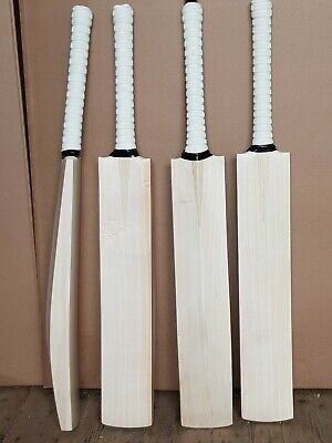 Grade A English Willow Cricket Bat Nurtured in UK 9/12Grains 2.9LB Free Bat Shet