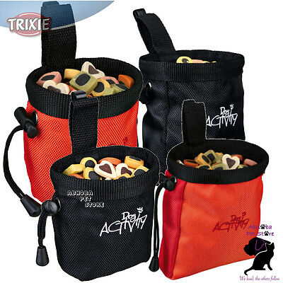 Baggy Snack Bag Easy Close Due to Drawstring Clip & Loop for Attaching to Belt