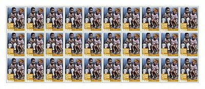 Z08 IMPERFORÉE SRL161310c SIERRA LEONE 2016 Street child 30v (jaune) MNH P