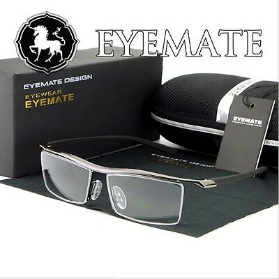 EYEMATE 2017 Reading Glasses Clear Lens UV400 Computer Protection