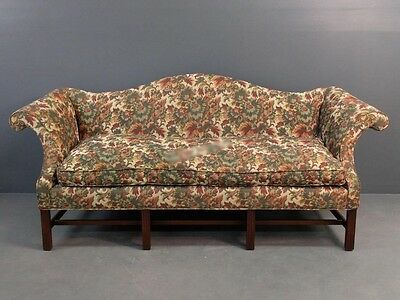 KITTINGER Colonial Williamsburg  Mahogany Sofa
