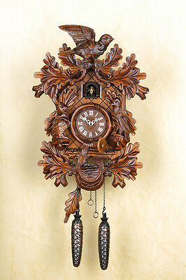 Quartz Cuckoo Clock, Black Forest, Clock,Cuckoo Made in Germany 365q