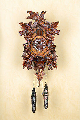 Great Cuckoo clock, Black forest, Quarz Wall Clock Made in Germany 358Q