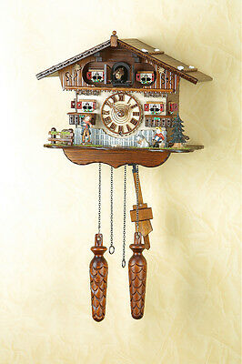 Cuckoo Clock, Cuckoo Clock, Cuckoo Clock, Black Forest, Black  Forest, 439Q