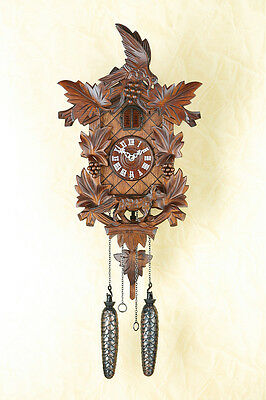 Quartz Cuckoo Clock, Original Trenkle Black Forest, Clock,Cuckoo Clock 359q