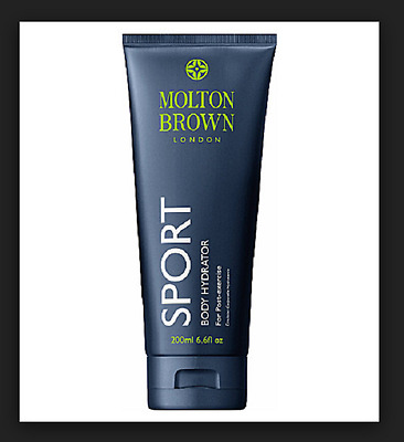 Molton Brown Men's Sport Body Hydrator (part of the 4 in 1 Range) Brand New