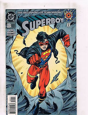 Superboy # 0 NM 1st Print DC Comic Book 1st King Shark Suicide Squad Harley ZZ5