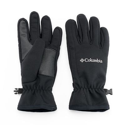 New IN Seal Columbia Women Summit Storm Glove Size S/P BLack