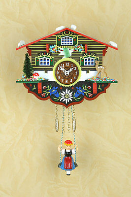 Cuckoo Clock Black Forest Cuckoo Cuckoo Clock Made in Germany 2003sq