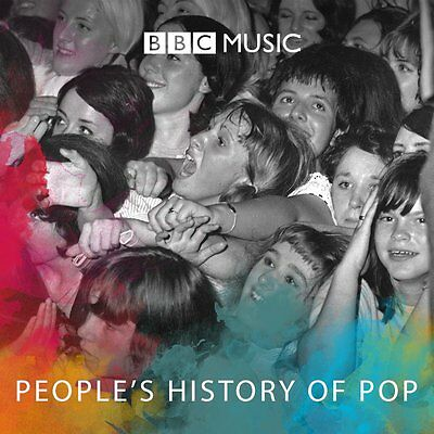 People's History Of Pop - Bbc Music Five Hour Documentary Film Double-Disc Dvd