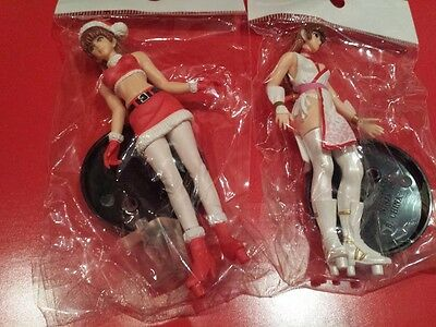 DOA Bandai Dead or Alive Ultimate Figure Xmas Kasumi and Default Pre-Owned