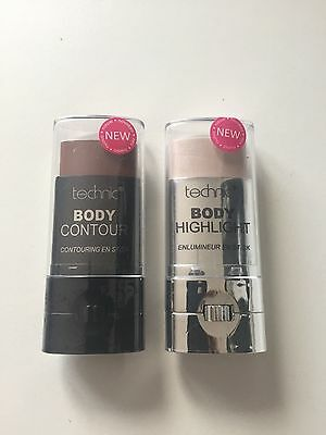 Technic Body Big Boob Highlighting Stick Face Highlighter Cream Contouring