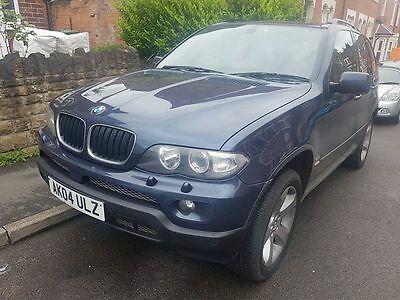 BMW X5 SPORT 3.0 TURBO DIESEL SEMI AUTO ( GREAT SPEC ) FACELIFT MODEL big S/H