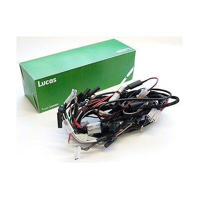 LUCAS BSA  A7 / A10 Main Wiring Harness Genuine Lucas Part
