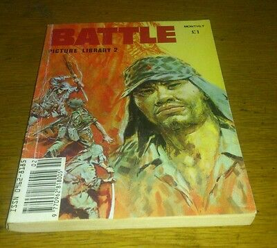 Battle Picture Monthly No 2, 1991
