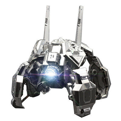 [NEW] MU SGM-N01 3D Metal Spider Puzzle Model Colletion With Light 75*75*110mm