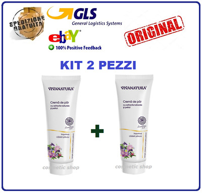 Krestina 2PZ Crema anticaduta capelli estratti naturali 75ml(150ml)Anti hairloss