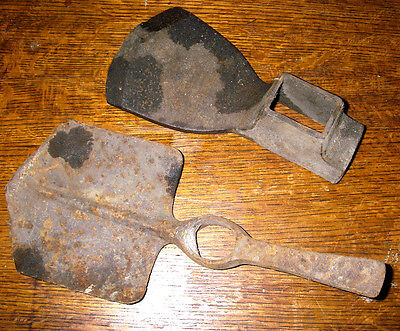 Antique Axe Adze / Hammer Carpenter Making Roofing Adz Wood Hoe & Spade Tool